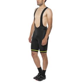 Etxeondo Kom 2 Bib Shorts Men Black/Fluor